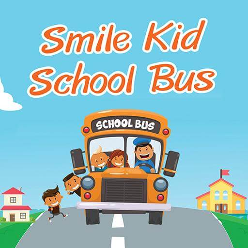 smile kids school bus