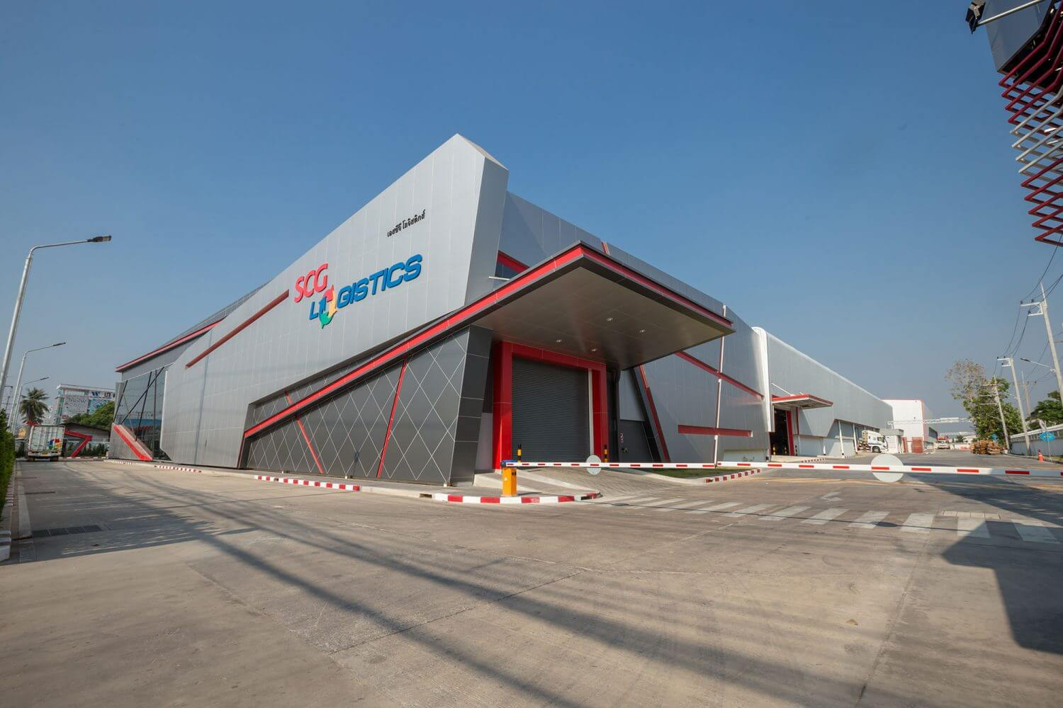 SCG Logistics Rangsit Distribution Center