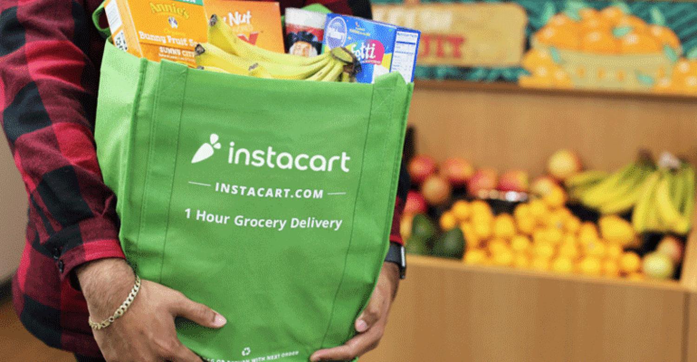 instacart, a new business as personal shopper