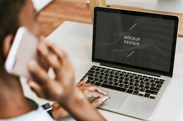 การออกแบบเว็บไซต์ที่มีความสวยงามสอดคล้องกัน