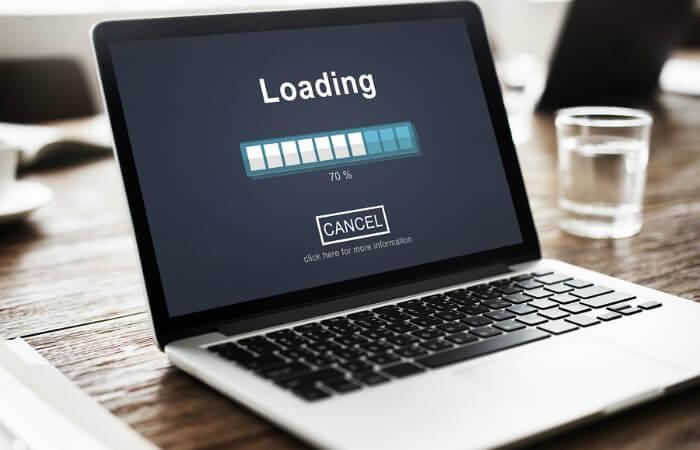 เว็บไซต์ที่ดีต้องสามารถดาวโหลดได้อย่างรวดเร็วภายในเวลาไม่เกิน 5 วินาที