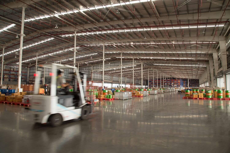 Fulfillment by SCG Logistics Service
