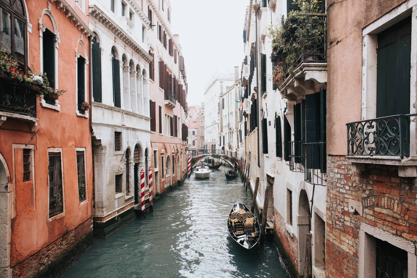 grand canal is the revolution of logistics by water