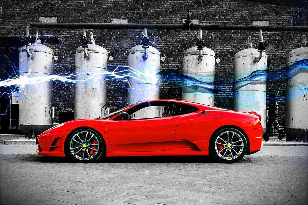 รถยนต์พลังงานไฟฟ้า VS รถยนต์พลังงานไฮโดรเจน