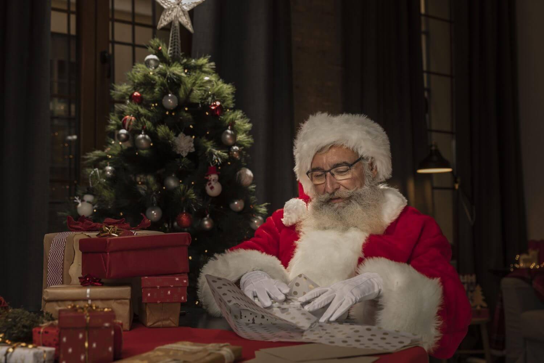 Secrets-of-Santa-Supply-Chain