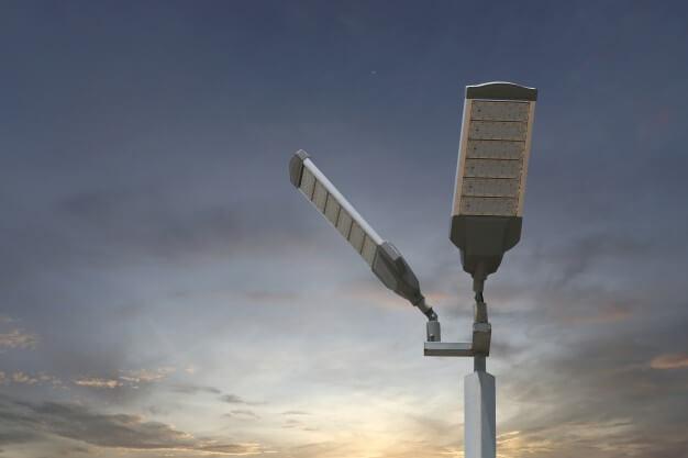 sensory LED light to reduce warehouse energy comsumption
