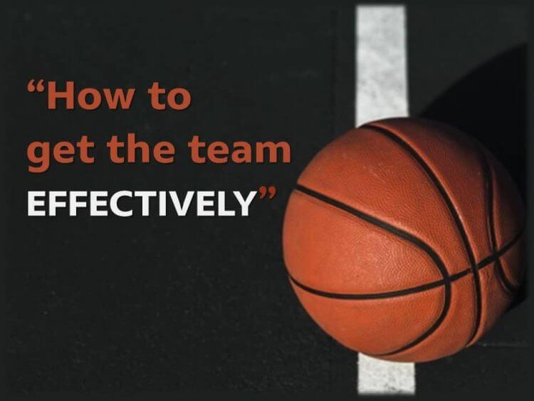 effective team management