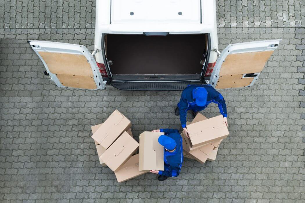 last mile delivery service for e-commerce business