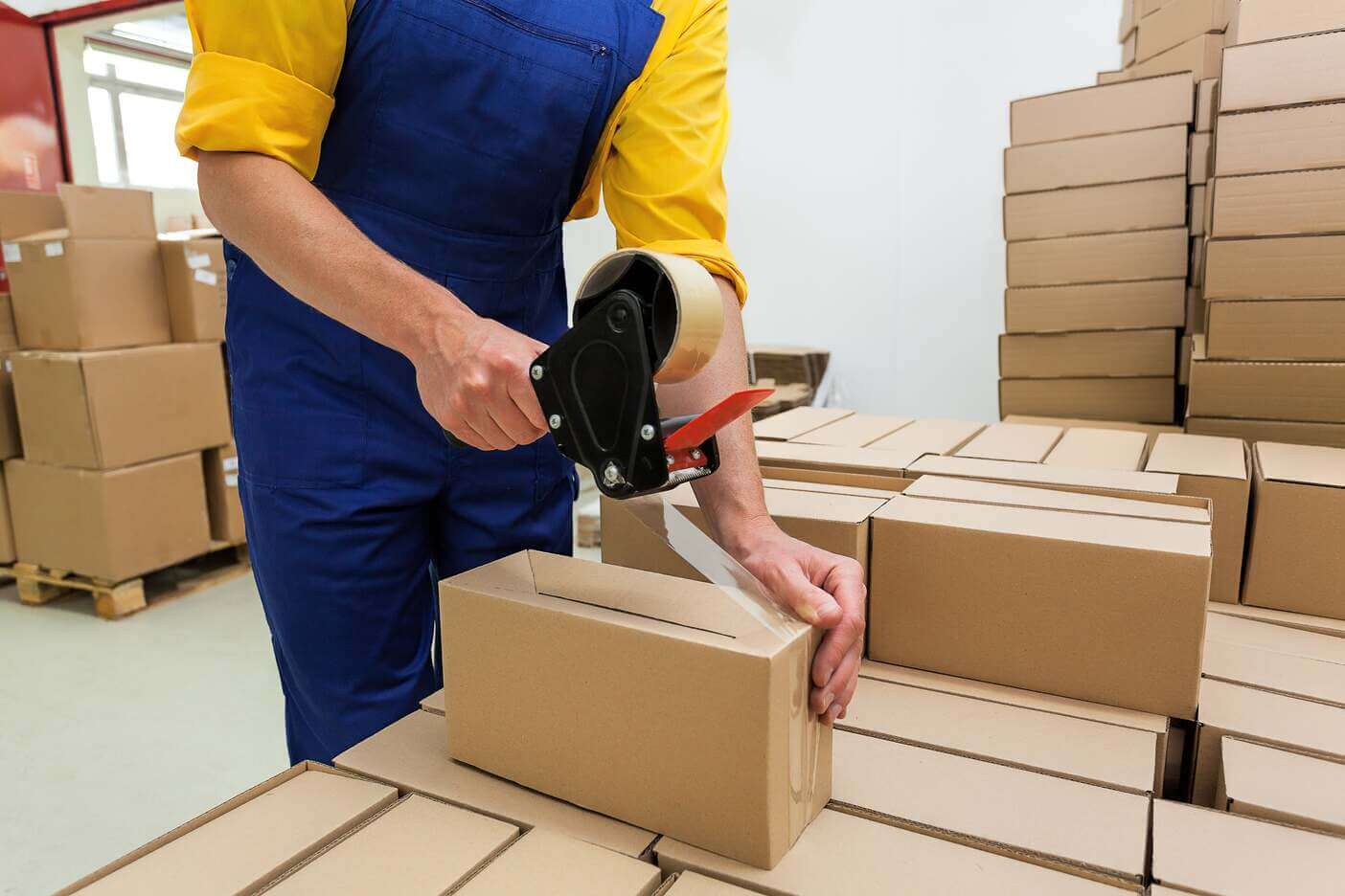 fulfillment service that stock pack ship or e-commerce customers