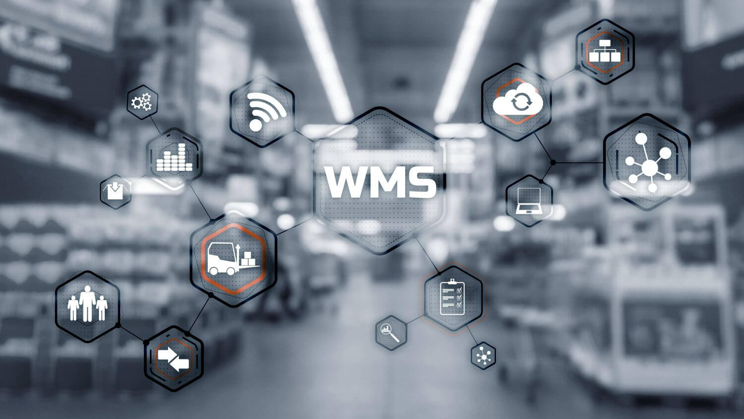 warehouse management system, technology that being used in logistics business to improve efficiency