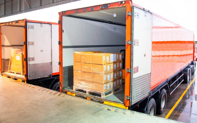 การจัดการขนส่งสินค้า - SCG Logistics