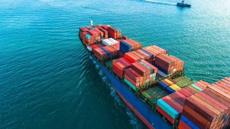 บริการขนส่งระหว่างประเทศทางเรือ SCG Logistics