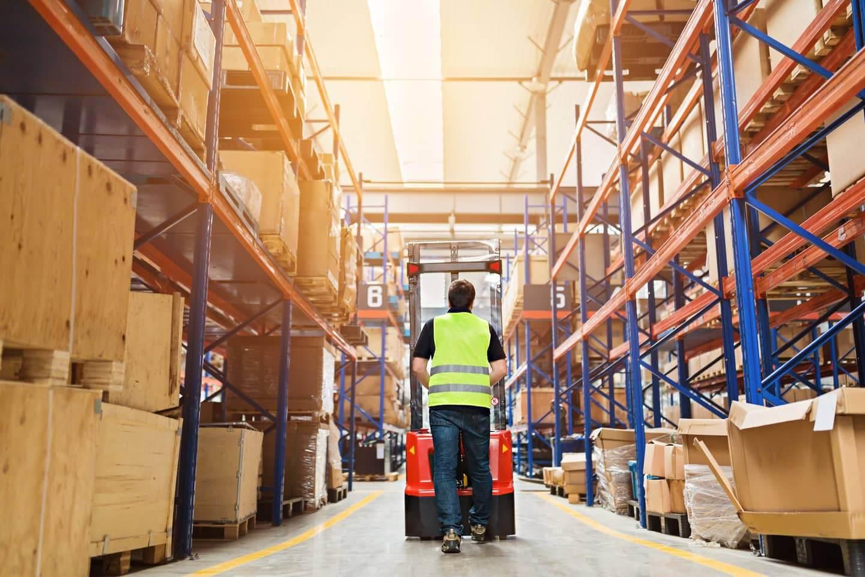ระบบคลังสินค้า - SCG Logistics