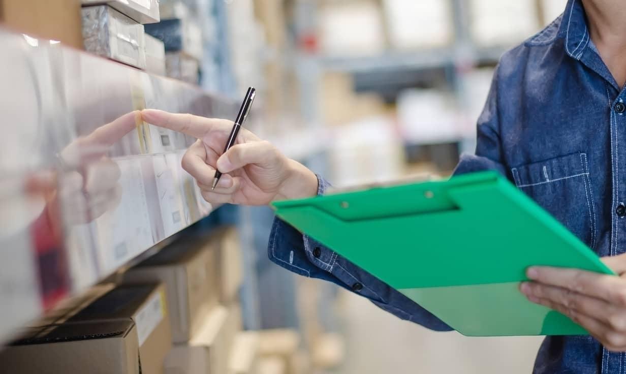 วิธีนับสต๊อก เพื่อการบริหารคลังสินค้าอย่างมีประสิทธิภาพ - SCG Logistics
